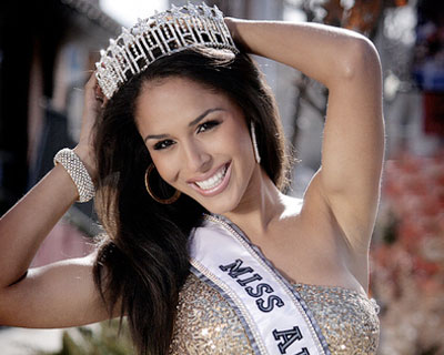 Miss Universe Guam 2014 Winner is Brittany Bell