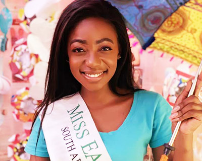 Beauty Talks with Miss Earth South Africa 2019 Lungo Katete