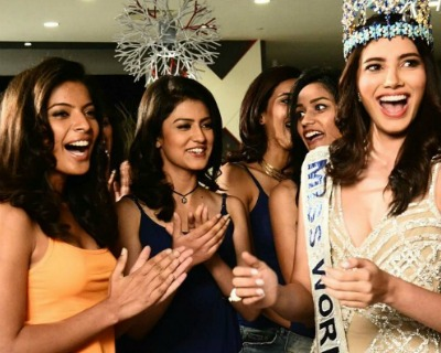 Miss World 2016 Stephanie Del Valle admires Indian culture and beauty