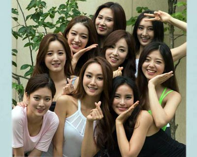 Miss Korea 2017- Meet the Contestants