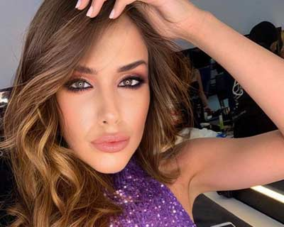 Elisa Fernandez for Miss Universe Spain 2020?
