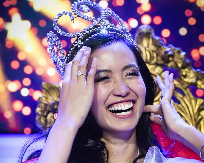 Filipino-Belgium beauty Angeline Flor Pua shocked over racist reactions post her win