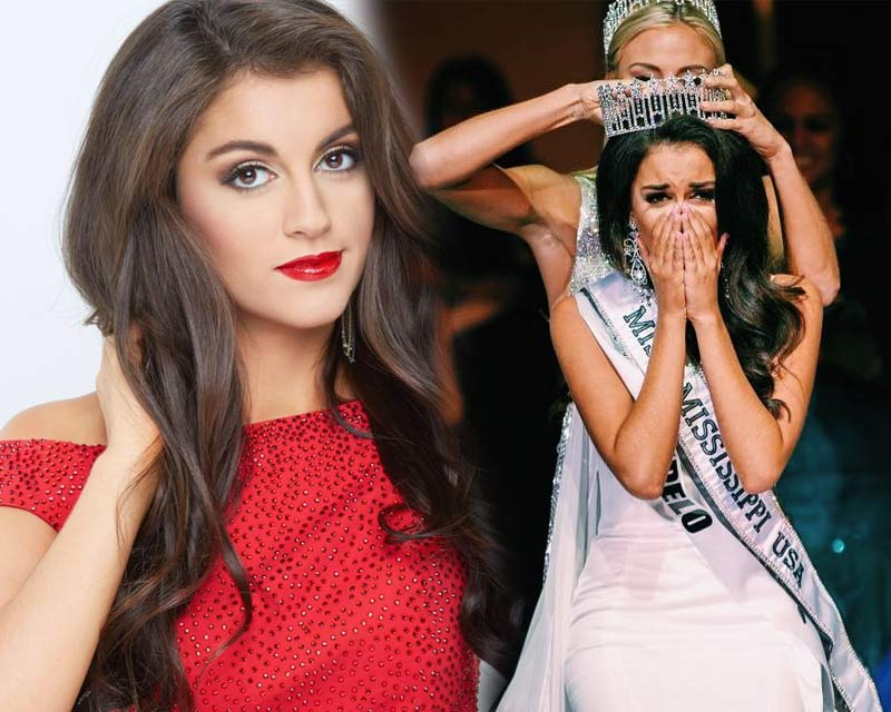 Laine Alden Mansour crowned Miss Mississippi USA 2018 for Miss USA 2018