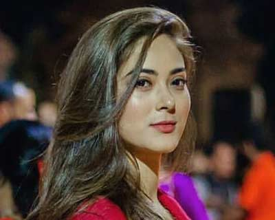 Miss Nepal 2018 Shrinkhala Khatiwada proving her 'Beauty with a Purpose' title right