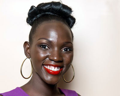 Miss Uganda 2014 Winner is Leah Kalanguka