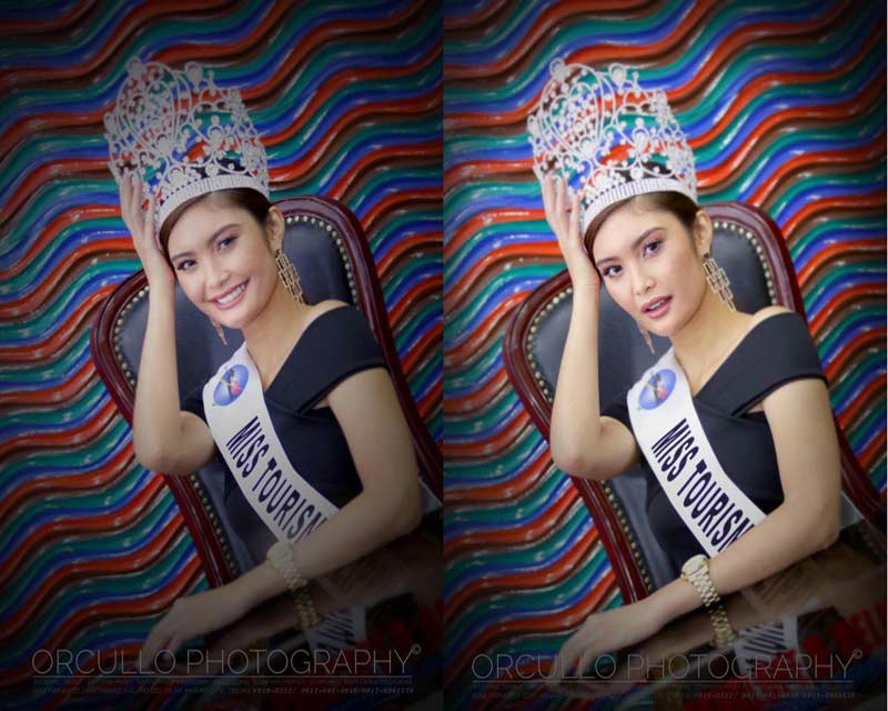 Beauty Talks with Marian Angelu Perez Alcantara Miss Tourism World Philippines 2017