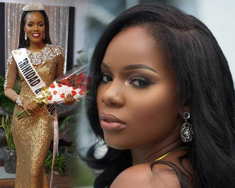 Yvonne Clarke crowned Miss Universe Trinidad and Tobago 2017
