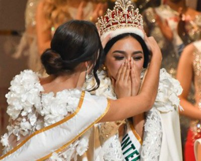 Kylie Verzosa might re-write the fate of Miss International pageant to fame