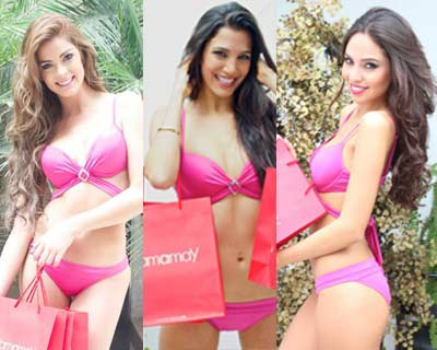 Miss Peru Universo 2015 Top 3 Finalists Announced