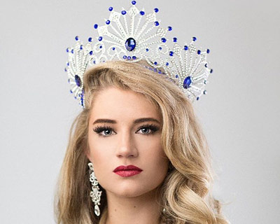 Miss Supranational South Africa 2018 Belinde Schreuder: The Wonder Woman