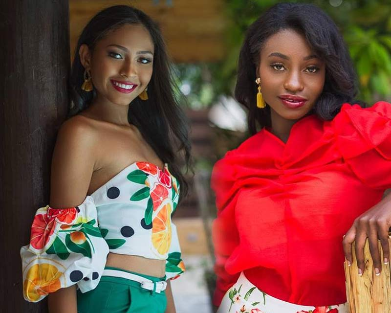 Miss World Haiti 2018 Meet the Contestants