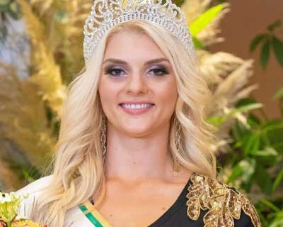 Adrijana Ojsteršek crowned Miss Earth Slovenia 2020