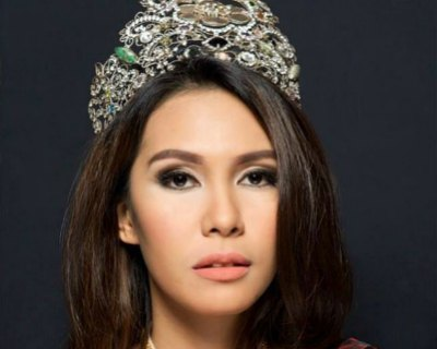 Angelia Ong is in Sri Lanka for Miss Earth Sri Lanka 2016 finale