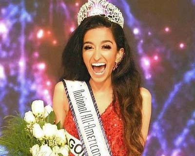 Serene Singh becomes the first South Asian to be crowned National All-American Miss 2020/21