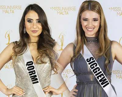 Opening Ceremony and Sash Presentation of Miss Universe Malta 2019
