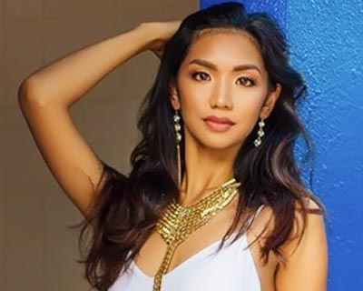 Franky Lynn Hill crowned Miss International Guam 2020