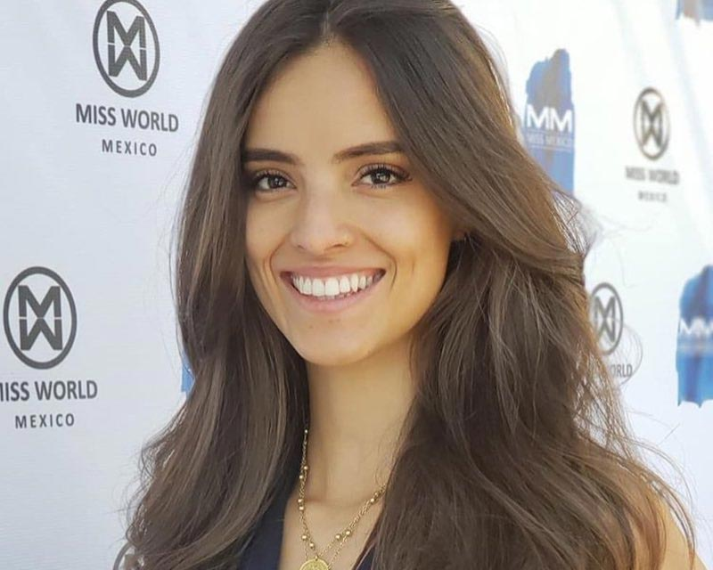 Vanessa Ponce Crowned Miss M 233 Xico 2018 Angelopedia