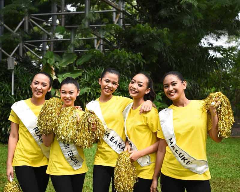 Miss Indonesia 2018 Live Stream and Live Updates