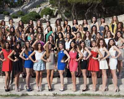 Miss World Italy 2015 Top 15 Favourites