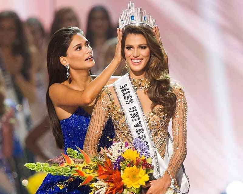 Throwback: The journey of Iris Mittenaere to Miss Universe 2016 world
