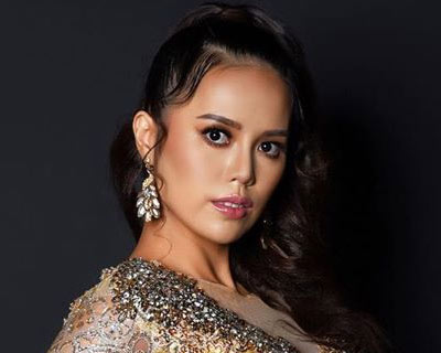 Rindsay Laige emerging as a potential winner for Miss Universe Malaysia 2020