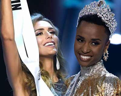 Then vs Now: The progressive evolution of Miss Universe over the years