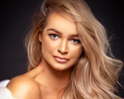 Amber Walsh appointed Miss Grand Northern Ireland 2020