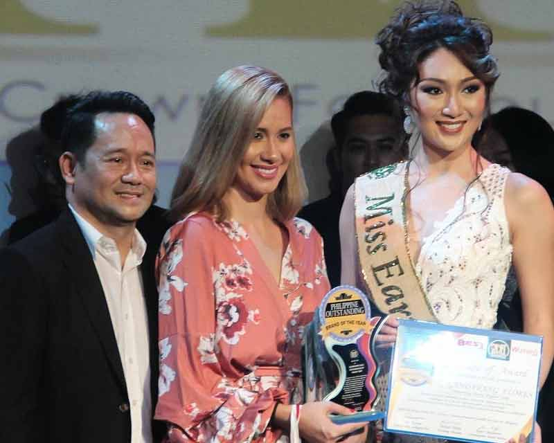 Karen Ibasco chosen as Outstanding Women Of The Year and Face Of The Year