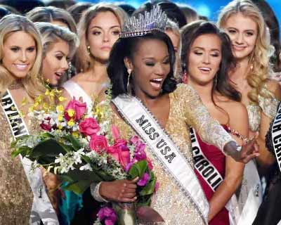 Deshauna Barber Miss USA 2016 – Things you didn't know about the Beauty Queen