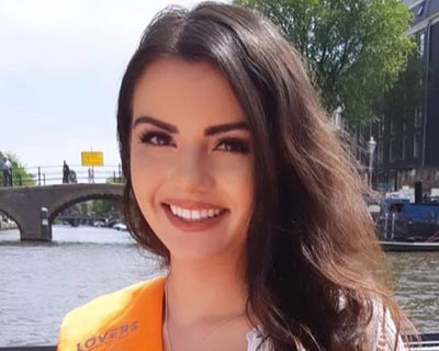 Brenda Felicia crowned Miss World Netherlands 2019