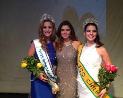 Valentina Schnitzer crowned Miss Supranational Chile 2015