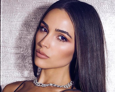 Olivia Culpo promotes girl power through her new collaboration with Express