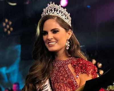 Sofía Aragón of Jalisco crowned Mexicana Universal 2019 aka Miss Universe Mexico 2019