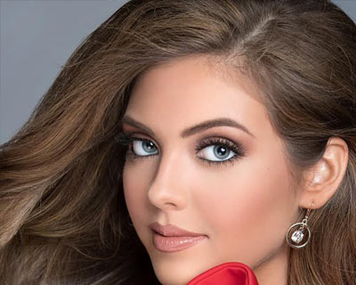 Abilene Lortz Miss Missouri Teen USA 2019, delegate of Miss Teen USA 2019