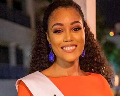 Kadejah Bodden crowned Miss Universe Cayman Islands 2019