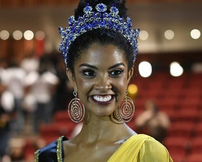 Bárbara Souza crowned Miss Pernambuco Be Emotion 2019 for Miss Universe Brazil 2019