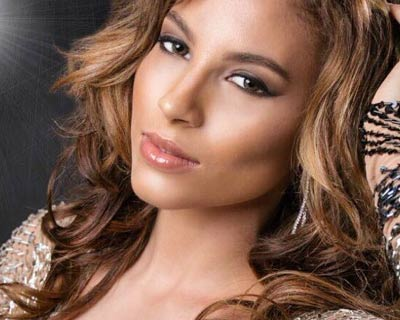 Schilo Scott finalist Miss Cayman Islands 2016