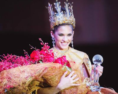 Aria Perez Theisen crowned Miss World Guam 2015