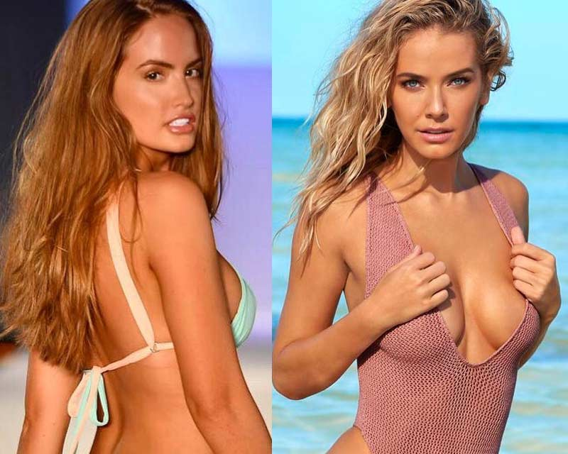 Beauty Queens smolder Sports Illustrated Swimsuit Issue