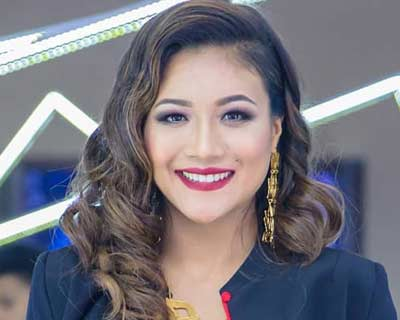 Miss Nepal 2015 Evana Manandhar to blow out birthday candles today