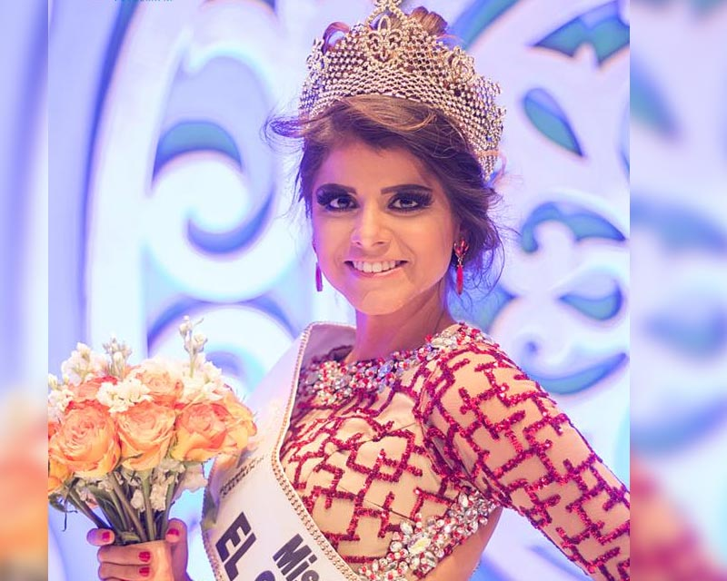 Ena Cea crowned Miss International El Salvador 2018