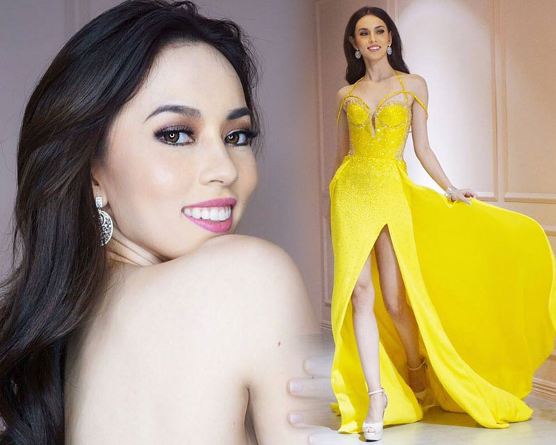 Laura Victoria Lehmann crowned Miss World Philippines 2017