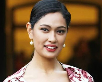 Miss Earth Nepal 2018 Priya Sigdel justifies her stand on Miss Nepal 2019 audition incident