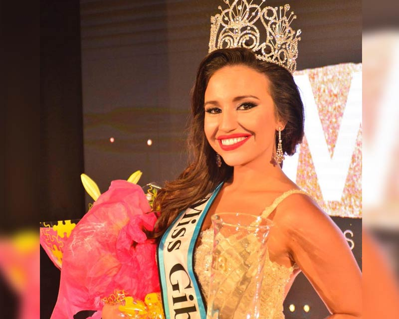 Star Farrugia crowned Miss Gibraltar 2018