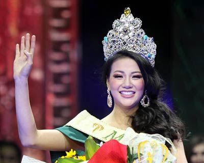 Miss Earth 2018 Top 4 Question and Answer Round