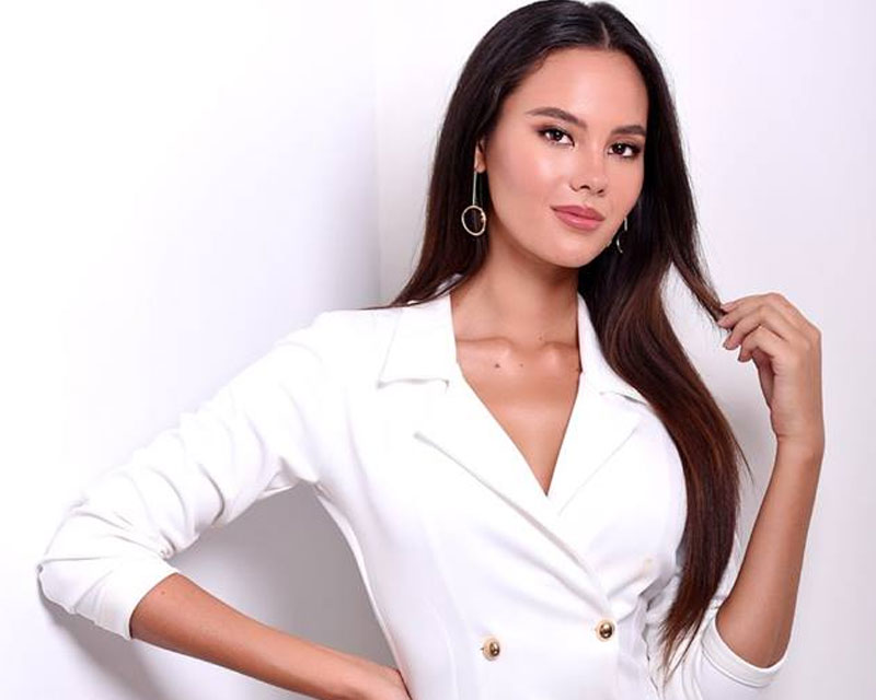 Catriona Gray proves why she is the best in her web interview