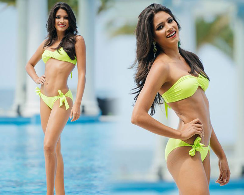 Top 10 in Swimsuit Competition Miss Grand International 2017