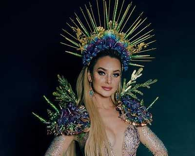Chile's Daniela Nicolás to don 'La Pincoya' national costume at Miss Universe 2020