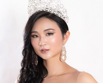 Yu Harada crowned Miss Intercontinental Japan 2019