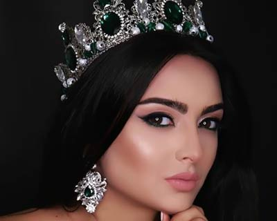 Sona Danielyan is Miss International Armenia 2019